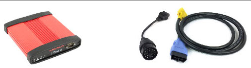 OBDII кабел Специален BMW 20 Pin конектор,